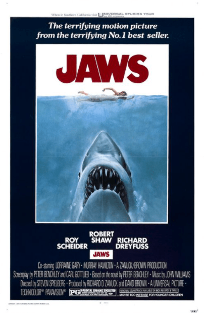 JAWS 1 HD GOOGLE PLAY DIGITAL COPY MOVIE CODE (DIRECT IN TO GOOGLE PLAY) CANADA