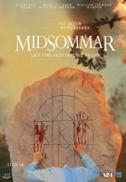 MIDSOMMARHD iTunes DIGITAL COPY MOVIE CODE (DIRECT IN TO ITUNES) CANADA