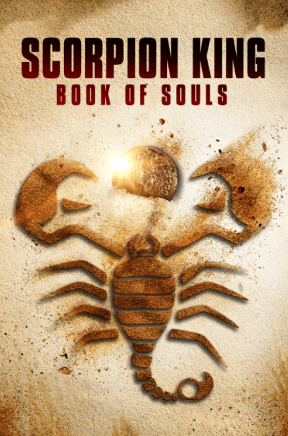 SCORPION KING 5 (THE) BOOK OF SOULS HD GOOGLE PLAY DIGITAL COPY MOVIE CODE (DIRECT IN TO GOOGLE PLAY) CANADA