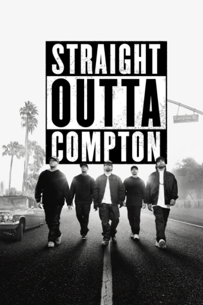 STRAIGHT OUTTA COMPTON UNRATED DIRECTOR'S CUT HDX MOVIES ANYWHERE (USA) / HD GOOGLE PLAY (CANADA) DIGITAL MOVIE CODE ONLY (READ DESCRIPTION FOR REDEMPTION SITE)