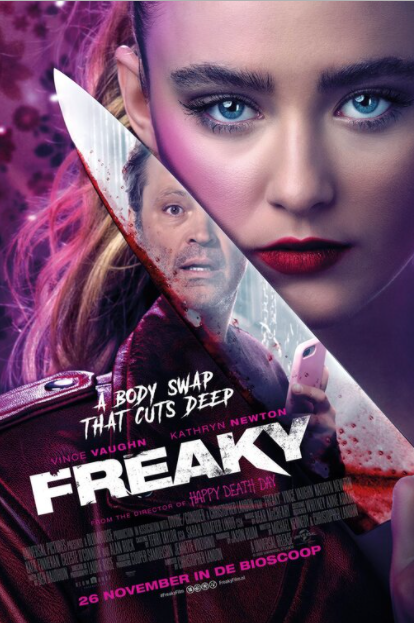 FREAKY HD GOOGLE PLAY DIGITAL COPY MOVIE CODE (DIRECT IN TO GOOGLE PLAY) CANADA