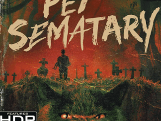 PET SEMATARY (1989) 4K UHD VUDU DIGITAL COPY MOVIE CODE (READ DESCRIPTION FOR CORRECT REDEMPTION SITE) USA