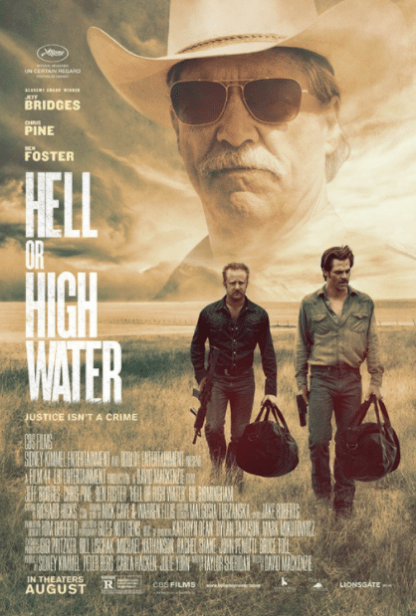 HELL OR HIGH WATER HDX VUDU DIGITAL COPY MOVIE CODE (READ DESCRIPTION FOR REDEMPTION SITE) USA