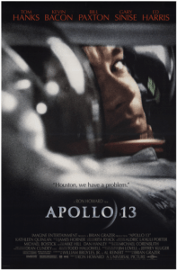 APOLLO 13 HDX MOVIES ANYWHERE (USA) / HD GOOGLE PLAY (CANADA) DIGITAL COPY MOVIE CODE (READ DESCRIPTION FOR REDEMPTION SITE)