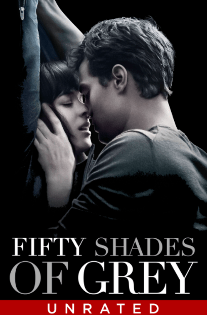FIFTY SHADES OF GREY 1 UNRATED HD GOOGLE PLAY DIGITAL COPY MOVIE CODE (DIRECT IN TO GOOGLE PLAY) CANADA
