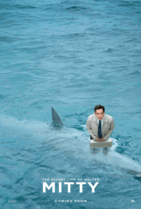 SECRET LIFE OF WALTER MITTY (THE) HD iTunes DIGITAL COPY MOVIE CODE (DIRECT IN TO ITUNES) USA CANADA