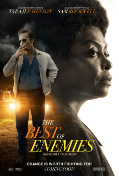 BEST OF ENEMIES (THE) HD iTunes DIGITAL COPY MOVIE CODE (DIRECT IN TO ITUNES) USA