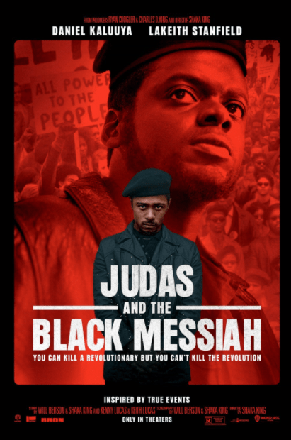 JUDAS AND THE BLACK MESSIAH HDX MOVIES ANYWHERE DIGITAL COPY MOVIE CODE (MOVIES ANYWHERE) USA