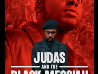 JUDAS AND THE BLACK MESSIAH HDX MOVIES ANYWHERE (USA) / HD GOOGLE PLAY (CANADA) DIGITAL COPY MOVIE CODE (READ DESCRIPTION FOR REDEMPTION SITE)