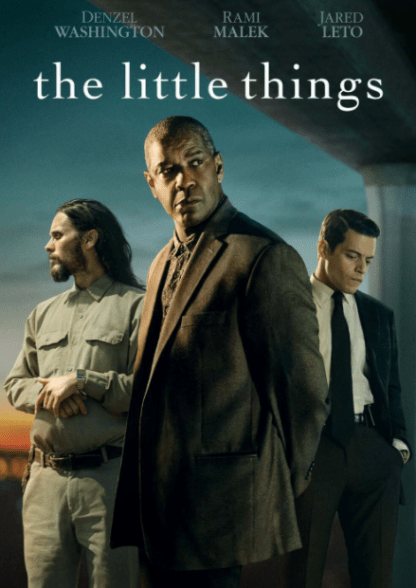 LITTLE THINGS (THE) HDX MOVIES ANYWHERE (USA) / HD GOOGLE PLAY (CANADA) DIGITAL COPY MOVIE CODE (READ DESCRIPTION FOR REDEMPTION SITE)