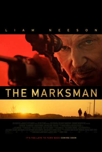 MARKSMAN (THE) HD iTunes DIGITAL COPY MOVIE CODE (DIRECT IN TO ITUNES) CANADA