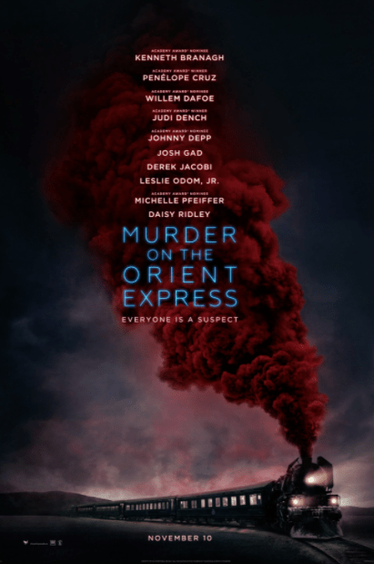 MURDER ON THE ORIENT EXPRESS HDX VUDU, HD MOVIES ANYWHERE, HD GOOGLE DIGITAL COPY MOVIE CODE (READ DESCRIPTION FOR REDEMPTION SITE) USA