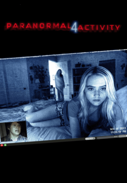 PARANORMAL 4 / PARANORMAL ACTIVITY 4 UNRATED DIRECTOR'S CUT HDX VUDU DIGITAL COPY MOVIE CODE (READ DESCRIPTION FOR CORRECT REDEMPTION SITE) USA