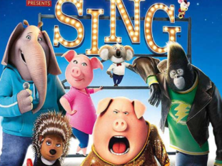 SING 4K HD iTunes DIGITAL COPY MOVIE CODE ONLY (DIRECT INTO ITUNES) USA CANADA