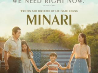 MINARI (2021) 4K UHD iTunes DIGITAL COPY MOVIE CODE (DIRECT IN TO ITUNES) CANADA
