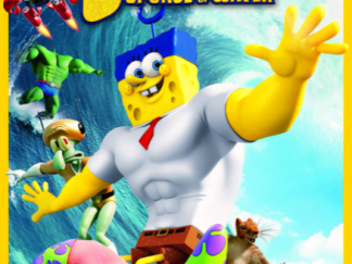 SPONGEBOB (THE) MOVIE SPONGE OUT OF WATER HD iTunes DIGITAL COPY MOVIE CODE ONLY (DIRECT INTO ITUNES) USA CANADA