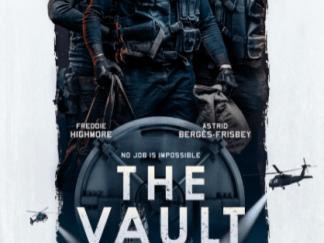 VAULT (THE) 2021 HDX VUDU or HDX iTunes (USA) / HD iTunes (CANADA) DIGITAL COPY MOVIE CODE (READ DESCRIPTION FOR REDEMPTION SITE)
