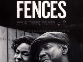 FENCES 4K UHD iTunes DIGITAL COPY MOVIE CODE (DIRECT IN TO ITUNES) USA CANADA