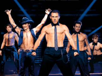 MAGIC MIKE 1 HD iTunes DIGITAL COPY MOVIE CODE ONLY (DIRECT IN TO ITUNES) CANADA