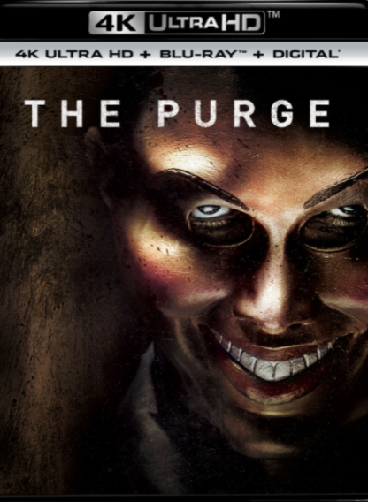 PURGE 1 (THE) 4K UHD iTunes DIGITAL COPY MOVIE CODE ONLY (DIRECT IN TO ITUNES) USA CANADA
