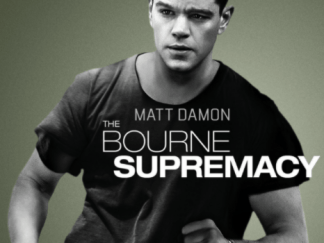 BOURNE SUPREMACY (THE) 4K UHD iTunes DIGITAL COPY MOVIE CODE (DIRECT IN TO ITUNES) USA CANADA