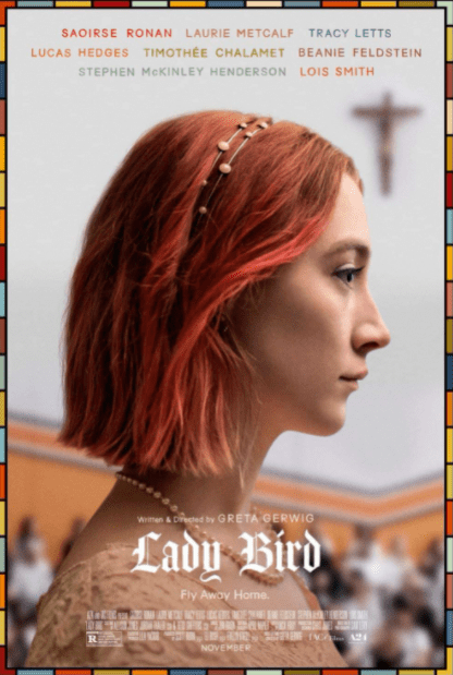 LADY BIRD HD iTunes DIGITAL COPY MOVIE CODE ONLY (DIRECT INTO ITUNES)CANADA