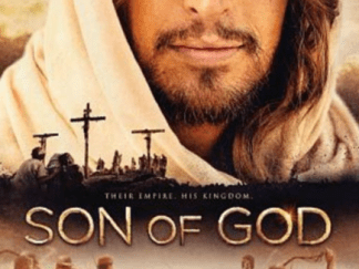 SON OF GOD HD GOOGLE PLAY DIGITAL MOVIE CODE ONLY (DIRECT IN TO GOOGLE PLAY) CANADA