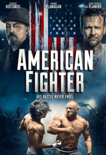 AMERICAN FIGHTER (2021) HDX VUDU/ FANDANGO, HD GOOGLE PLAY, HD iTunes DIGITAL MOVIE CODE (READ DESCRIPTION FOR REDEMPTION SITE) USA