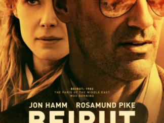 BEIRUT HD iTunes DIGITAL COPY MOVIE CODE (DIRECT IN TO ITUNES) CANADA