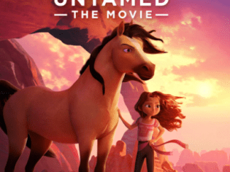 SPIRIT UNTAMED THE MOVIE HD GOOGLE PLAY DIGITAL MOVIE CODE ONLY (DIRECT IN TO GOOGLE PLAY) CANADA