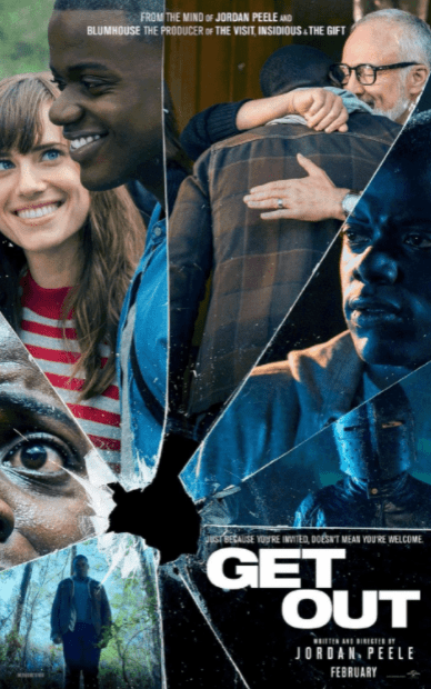 GET OUT HD GOOGLE PLAY (CANADA) DIGITAL COPY MOVIE CODE (DIERCT IN TO GOOGLE PLAY) CANADA