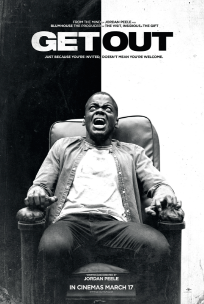 GET OUT HD iTunes DIGITAL COPY MOVIE CODE ONLY (DIRECT INTO ITUNES) USA CANADA
