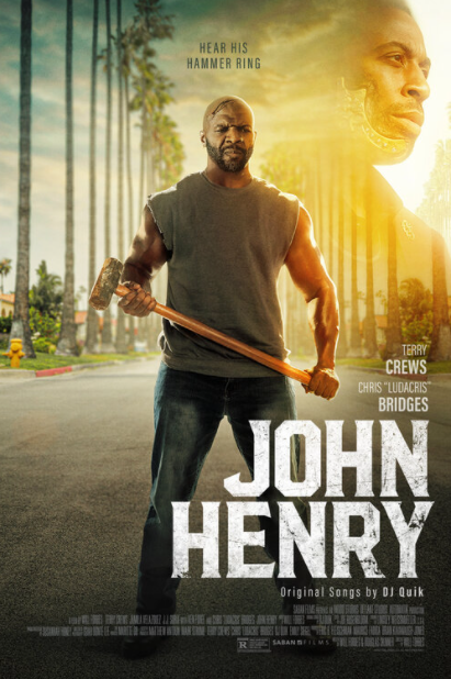 JOHN HENRY HD iTunes DIGITAL COPY MOVIE CODE (DIRECT IN TO ITUNES) USA CANADA