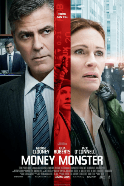 MONEY MONSTER HD GOOGLE PLAY DIGITAL COPY MOVIE CODE (DIRECT IN TO GOOGLE PLAY) CANADA