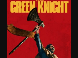GREEN KNIGHT (THE) 4K UHD iTunes DIGITAL COPY MOVIE CODE (DIRECT IN TO ITUNES) CANADA