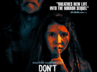 DON'T BREATHE 2 HD GOOGLE PLAY DIGITAL COPY MOVIE CODE (DIRECT IN TO GOOGLE PLAY) CANADA