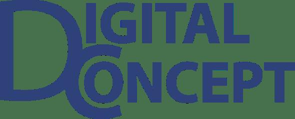 Logo własne Digital Concept