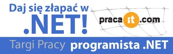 Programista .NET – targi pracy 3 edycja
