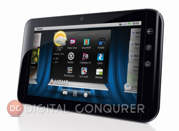 Dell Streak Review & Specifications