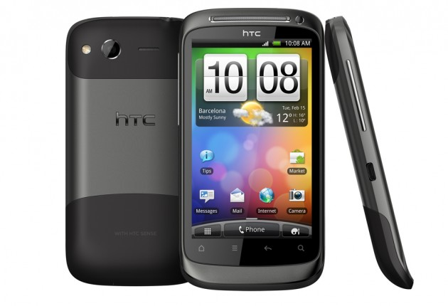 HTC Desire S Vs HTC Wildfire S Vs HTC Incredible S [Announced]