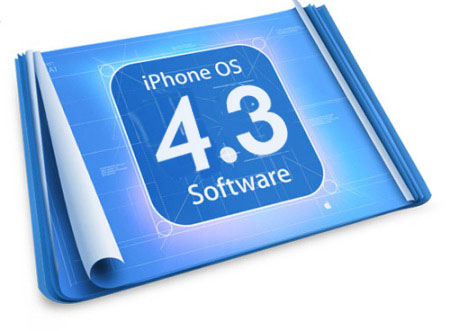 iOS 4.3 Another Beta Release by Apple this Valentines Day