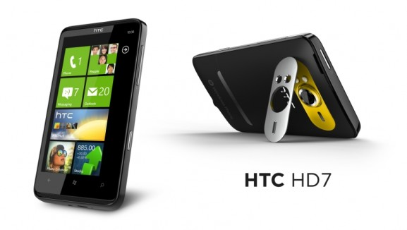 HTC HD 7 Smartphone With Windows Phone 7