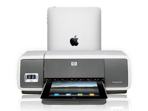 iPad 2 Printers