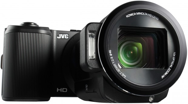 JVC GC-PX-10 Digital Camera + Camcorder