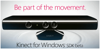 Kinect For Windows PC