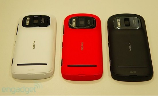 Nokia 808 PureView Colors (41 MP Camera Phone )