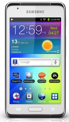 Samsung Galaxy Player 4.2 Wi Fi Player