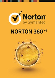 Norton 360 v6 Cover