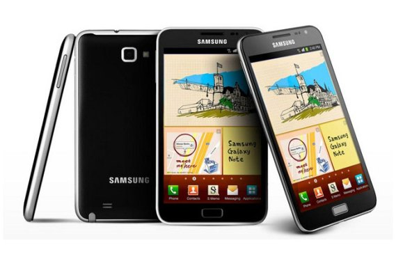 Samsung Galaxy Note 2