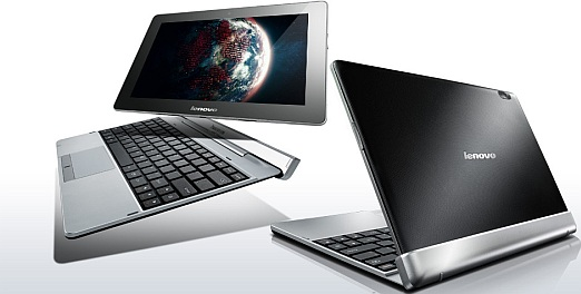New Lenovo  ICS Tablets